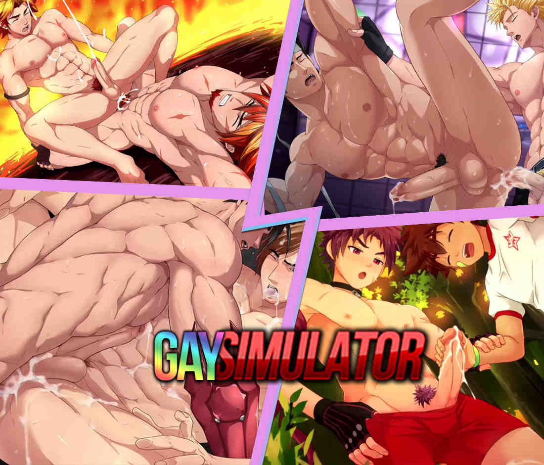 Free Long Anime Porn gay simulator: play free gay hentai sex games